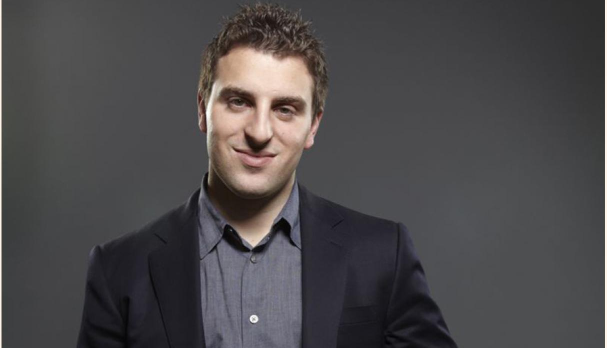 Brian Chesky CEO de Airbnb, Valuación US$ 20.0 billones, Sector	Alojamiento, Sede San Francisco, Fundado 2008. (Foto: Fortune)