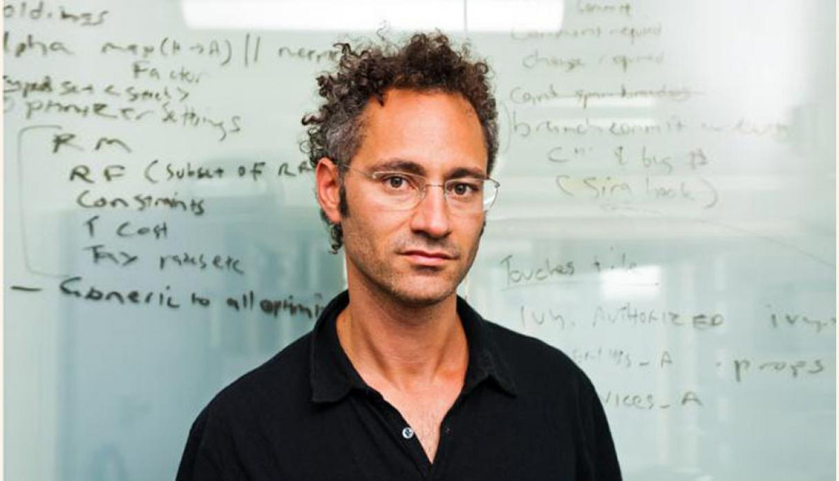 Alex Karp  CEO de Palantir, Valuación US$ 15.0 billones, Sector Big Data, Sede Palo Alto, Fundado 2004.