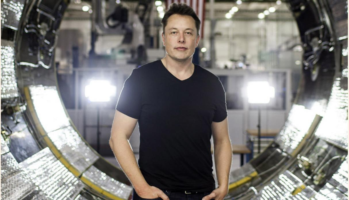 Elon Musk CEO de SpaceX, Valuación US$ 12.0 billones, Sector Transporte, Sede Hawthorne CA, Fundado 2002.