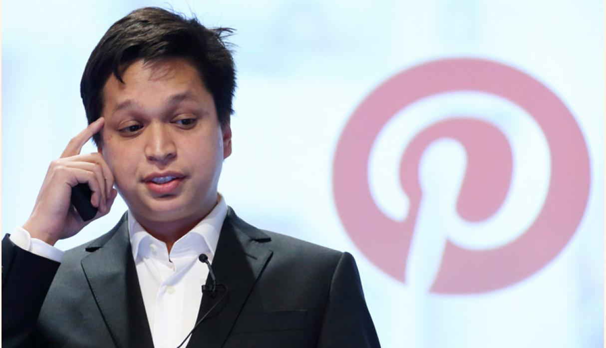 Ben Silbermann de CEO, Valuación US$ 11.0 billones, Sector Medio social, Sede San Francisco, Fundado 2008.