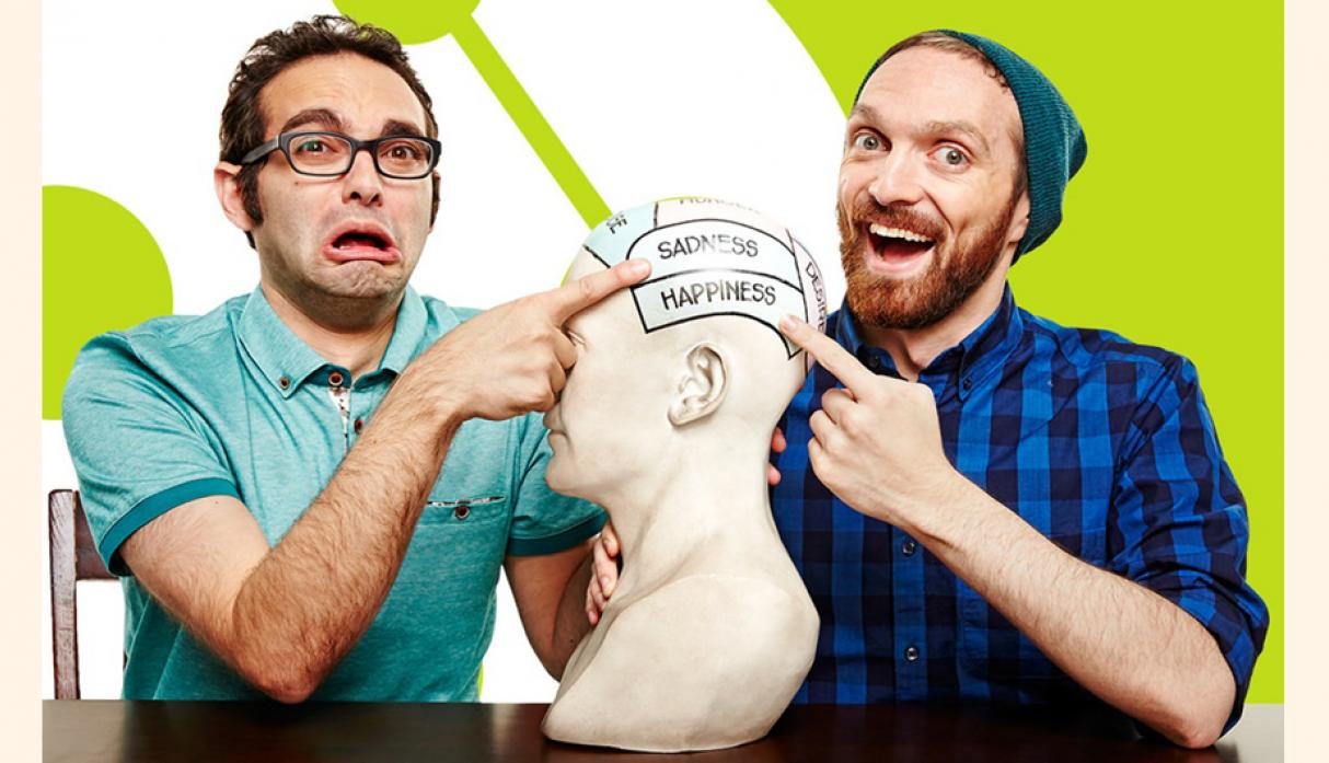 3. Fine Brothers  – 18.400.000 suscriptores. (foto: forbes).