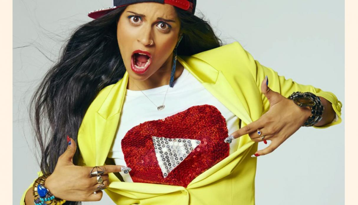 8. Lilly Singh – 6.900.000 suscriptores (foto: forbes)