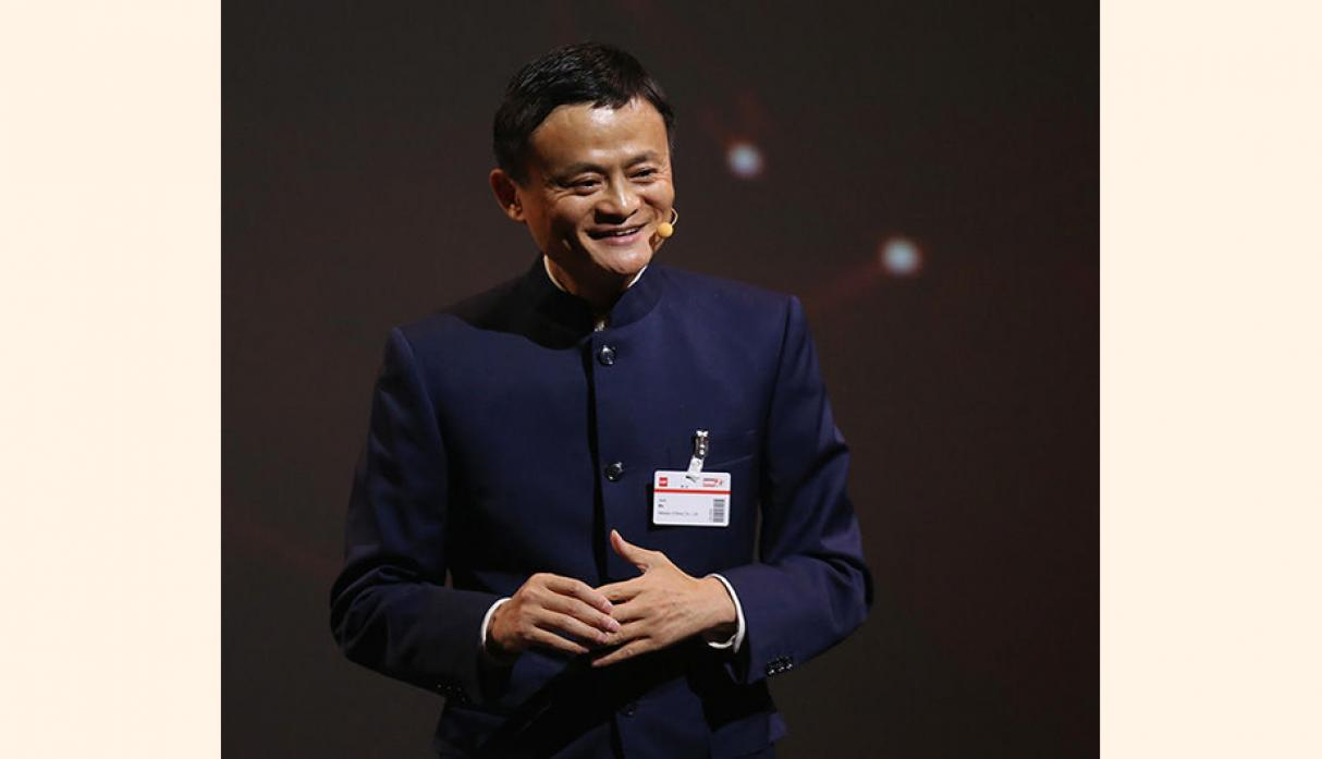 Jack Ma. Edad: 52. Fundador y CEO de Alibaba Group. Posición global: 33. Fortuna: US$ 28,300 millones. (Foto: Forbes)