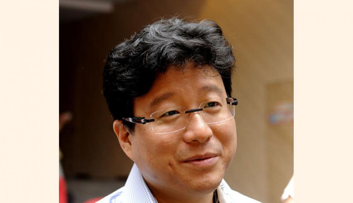 William Ding. Edad: 45. Fundador y CEO de Netease. Fortuna: US$ 15,600 millones. (Foto: Forbes)