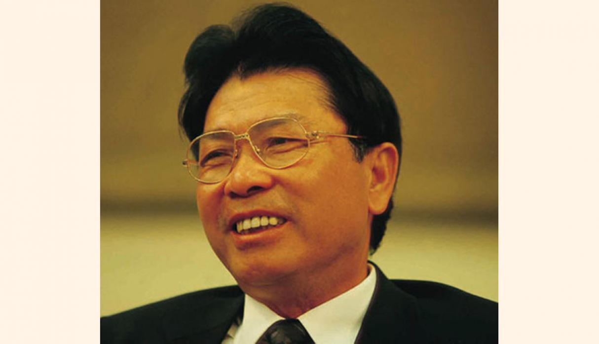 He Xiangjian: Edad: 74. Fundador y CEO de Midea Group Co. Ltd. Fortuna: US$ 11,500 millones. (Foto: Forbes)
