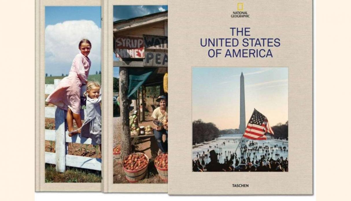 Portada del libro de Taschen; National Geographic archives.(foto:msn).