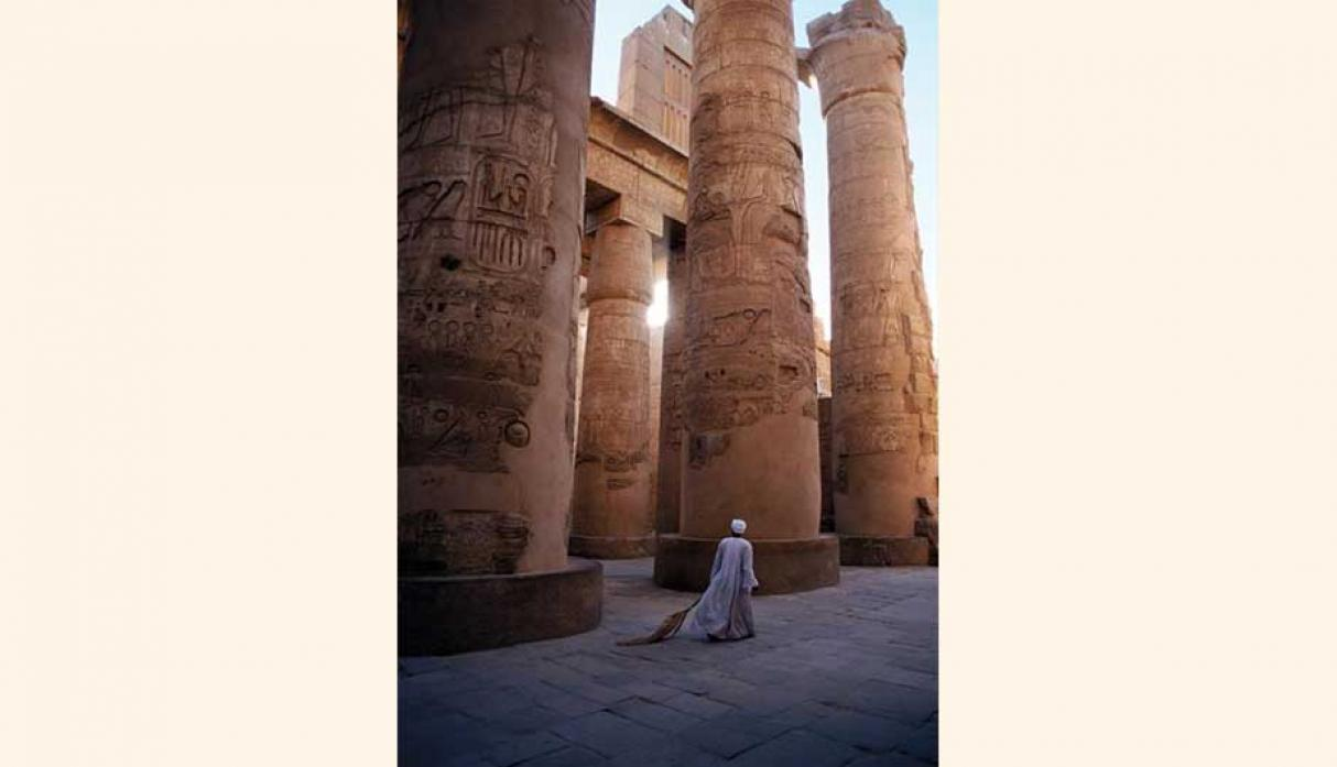 3. Valle del Nilo, Egipto  (Foto: JEAN-CHRISTOPHE GODET, ALAMY STOCK PHOTO)