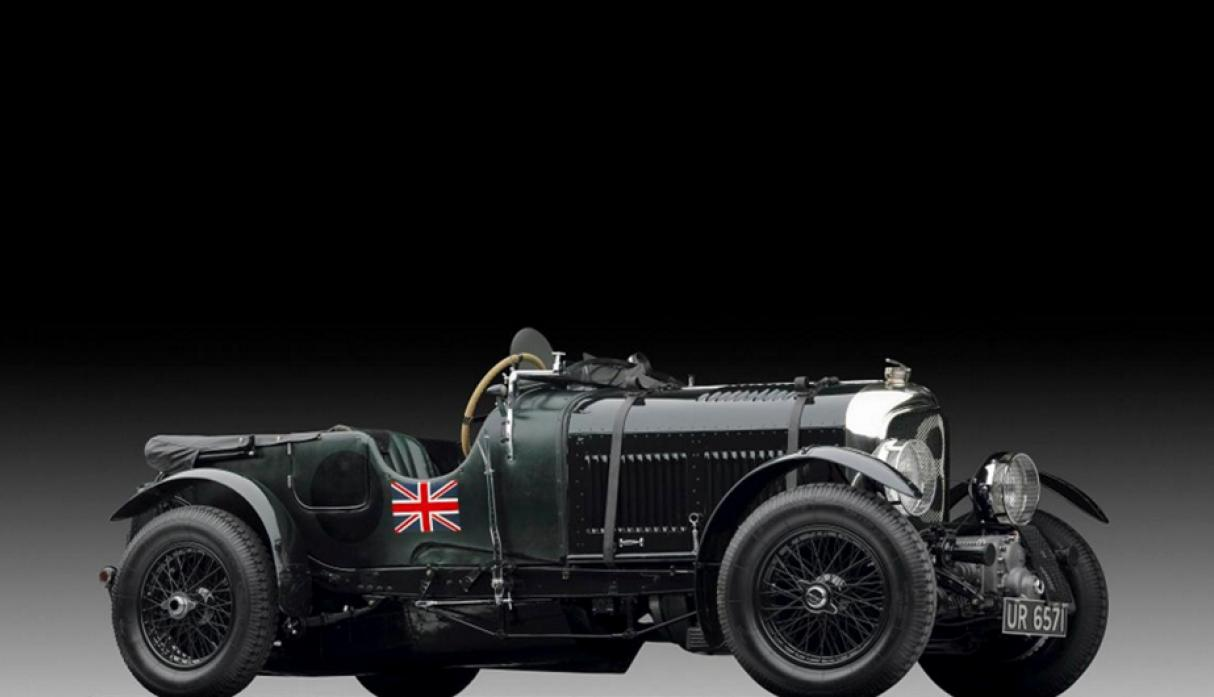 Birkin Blower Bentley de 1929. (Foto: Michael Furman/Forbes)