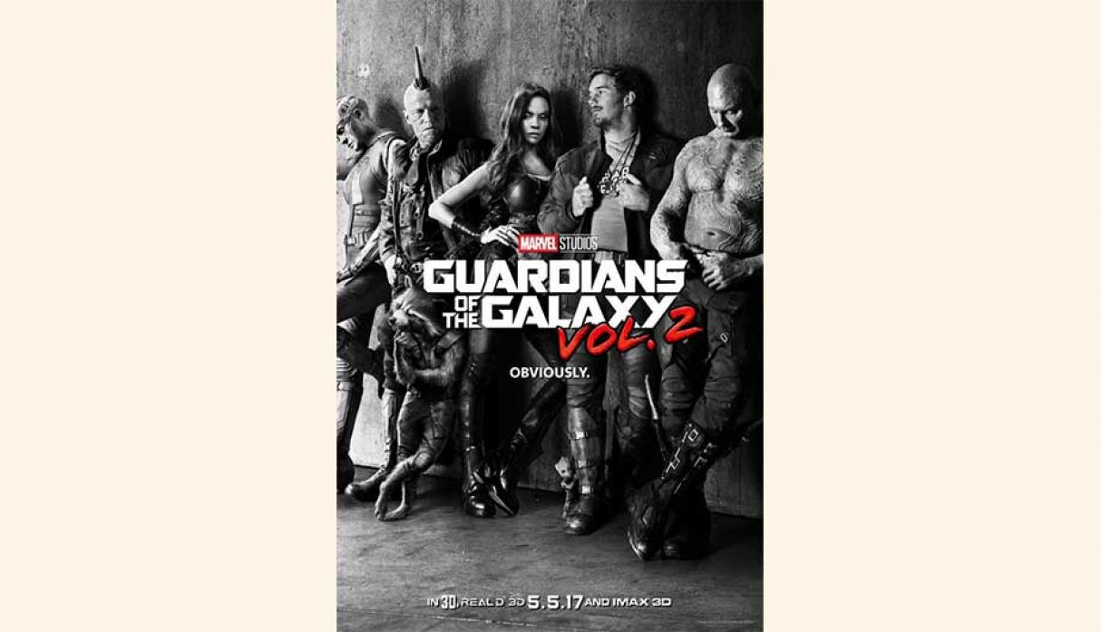 19. Guardians of the Galaxy Vol. 2