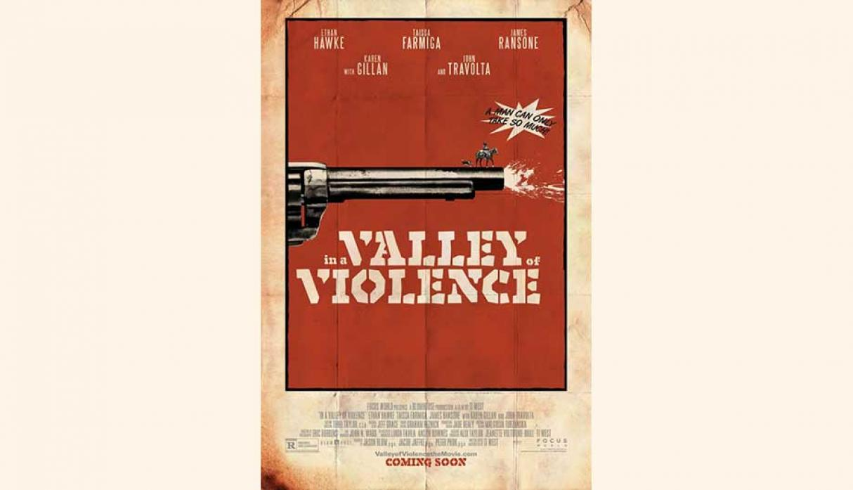 12. In a Valley of Violence