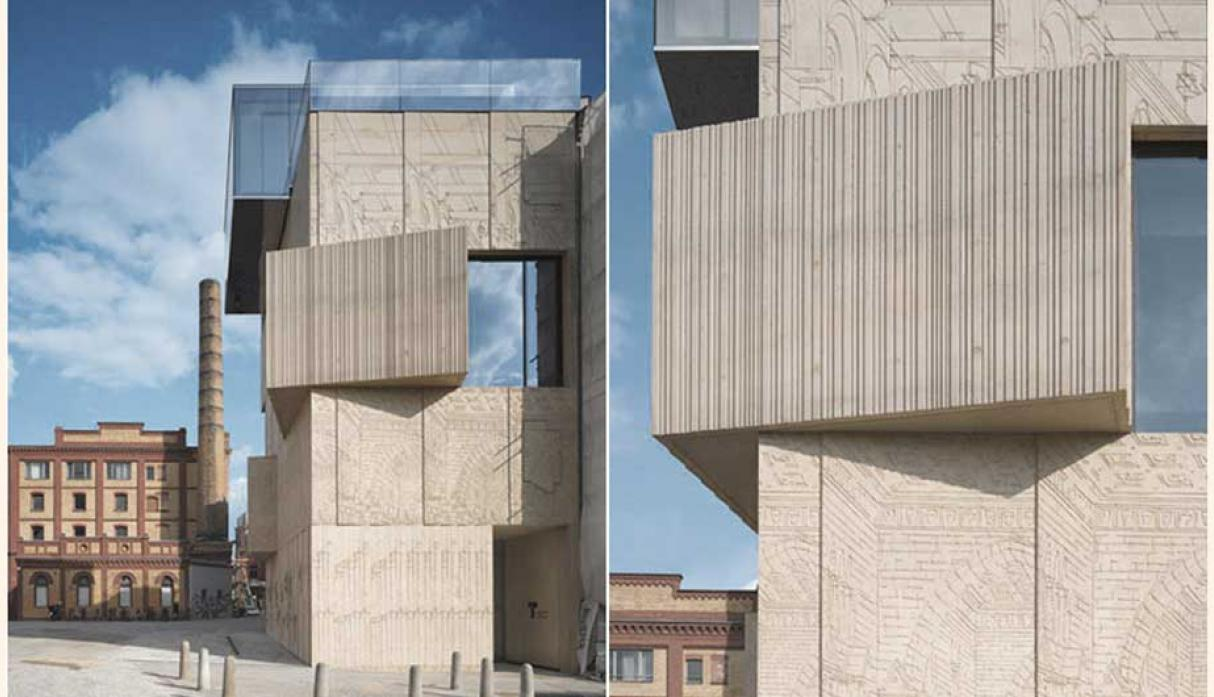 11. Tchoban Foundation – Museum for Architectural Drawing, Berlin  Arquitectos: SPEECH Architectural Office