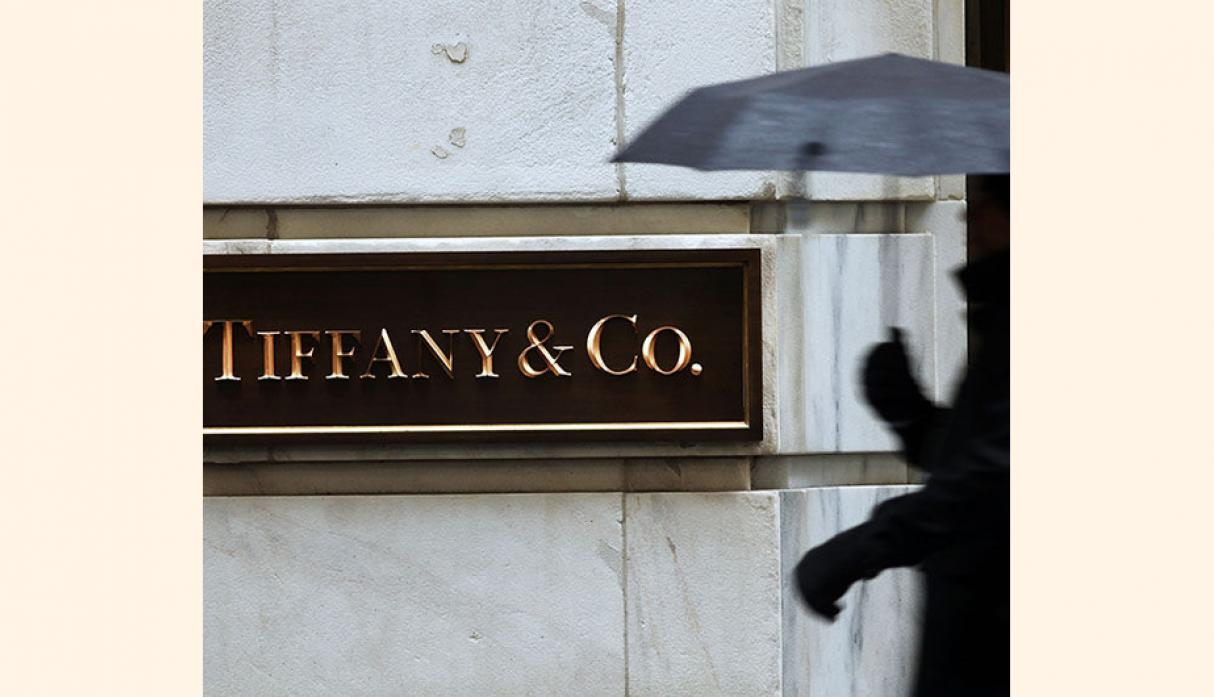 Tiffany & Co. Valor neto: US$ 5.160 millones.