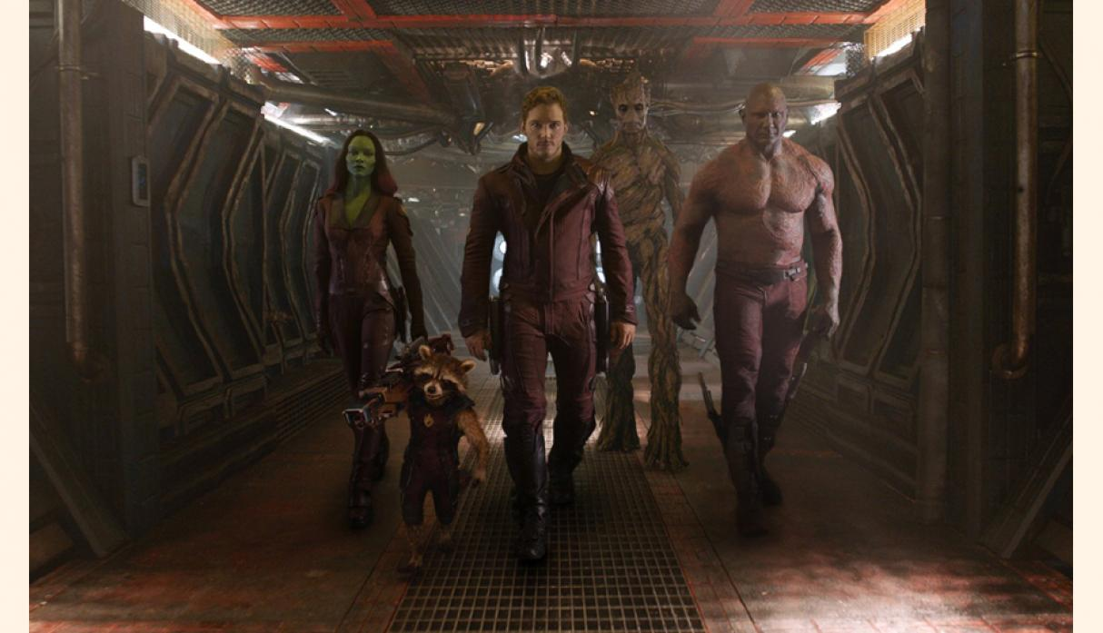 Guardians Of The Galaxy Vol. 2. Estreno: 5 de mayo de 2017. (Foto: IMDB)