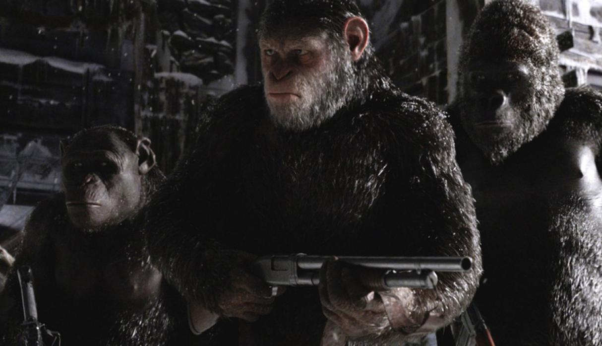 War for the Planet of the Apes. Estreno: 14 de julio de 2017. (Foto: IMDB)