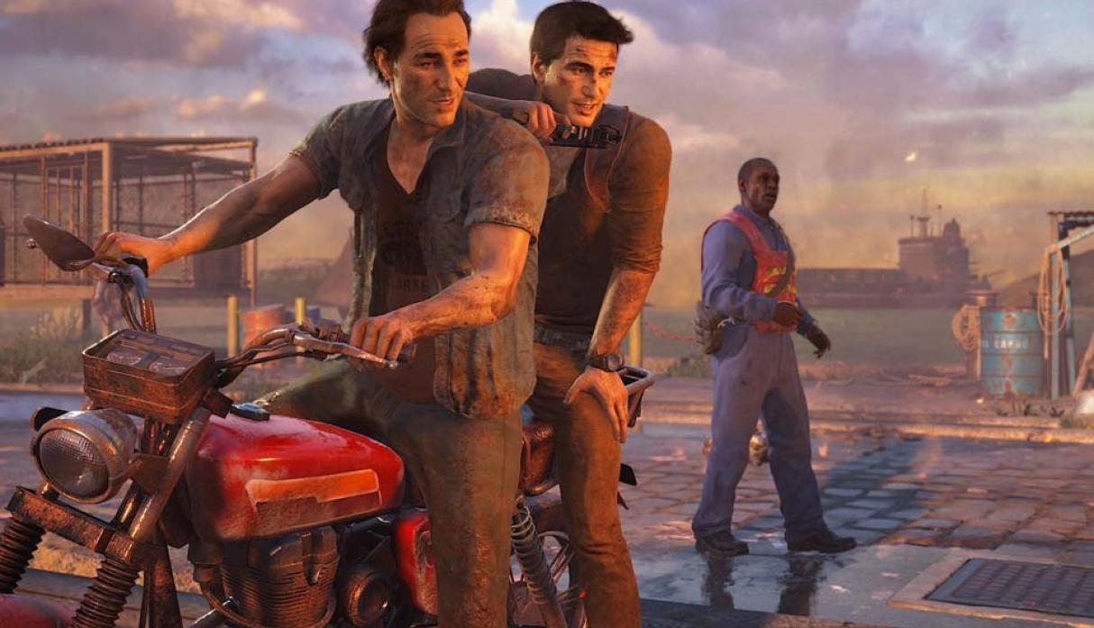 FOTO 14 | 17. Uncharted 4: A Thief's End