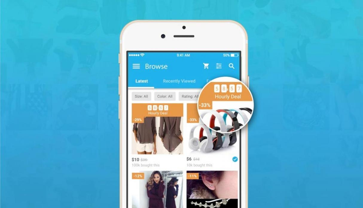 FOTO 5 | 5. Wish, 25.69 millones. (Foto: apps.shopify.com)