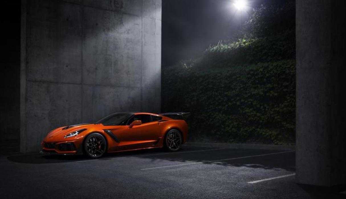 FOTO 11 | Chevrolet Corvette ZR1 2019