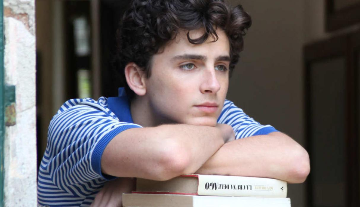 "Timothée Chalamet, ""Call Me By Your Name""  (Foto: AFP)"