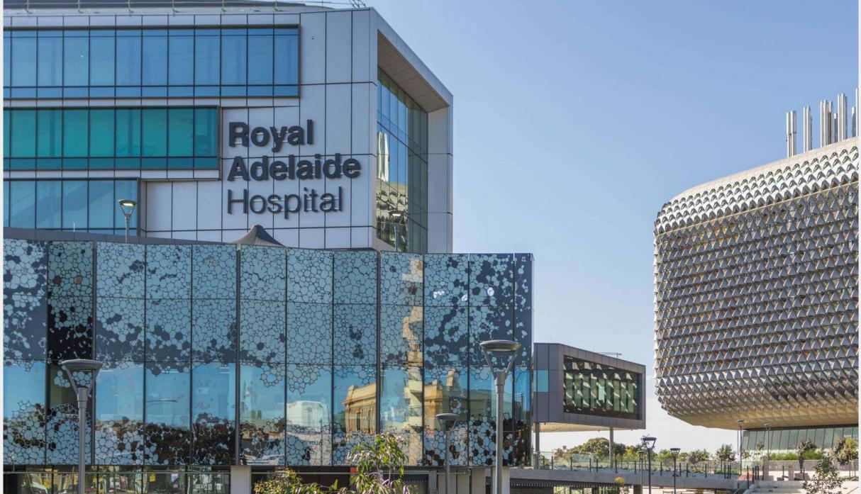 HOSPITAL ROYAL ADELAIDE
