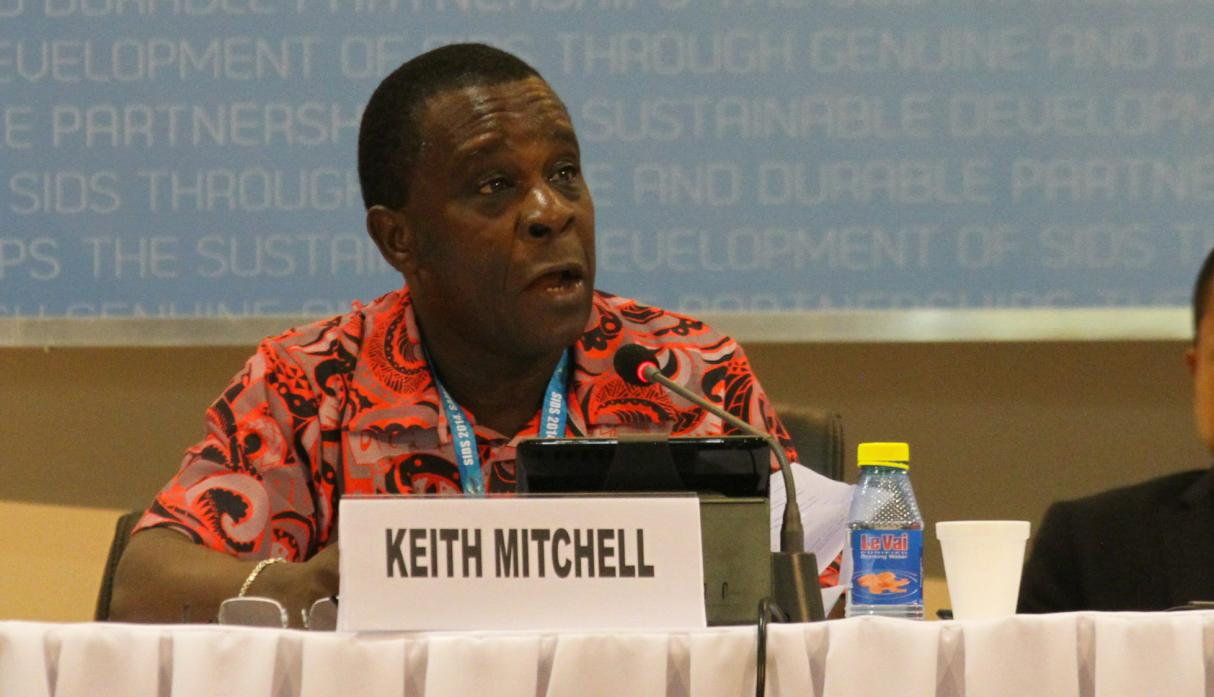 Keith Mitchell
