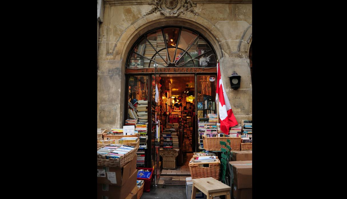 The Abbey Bookstore