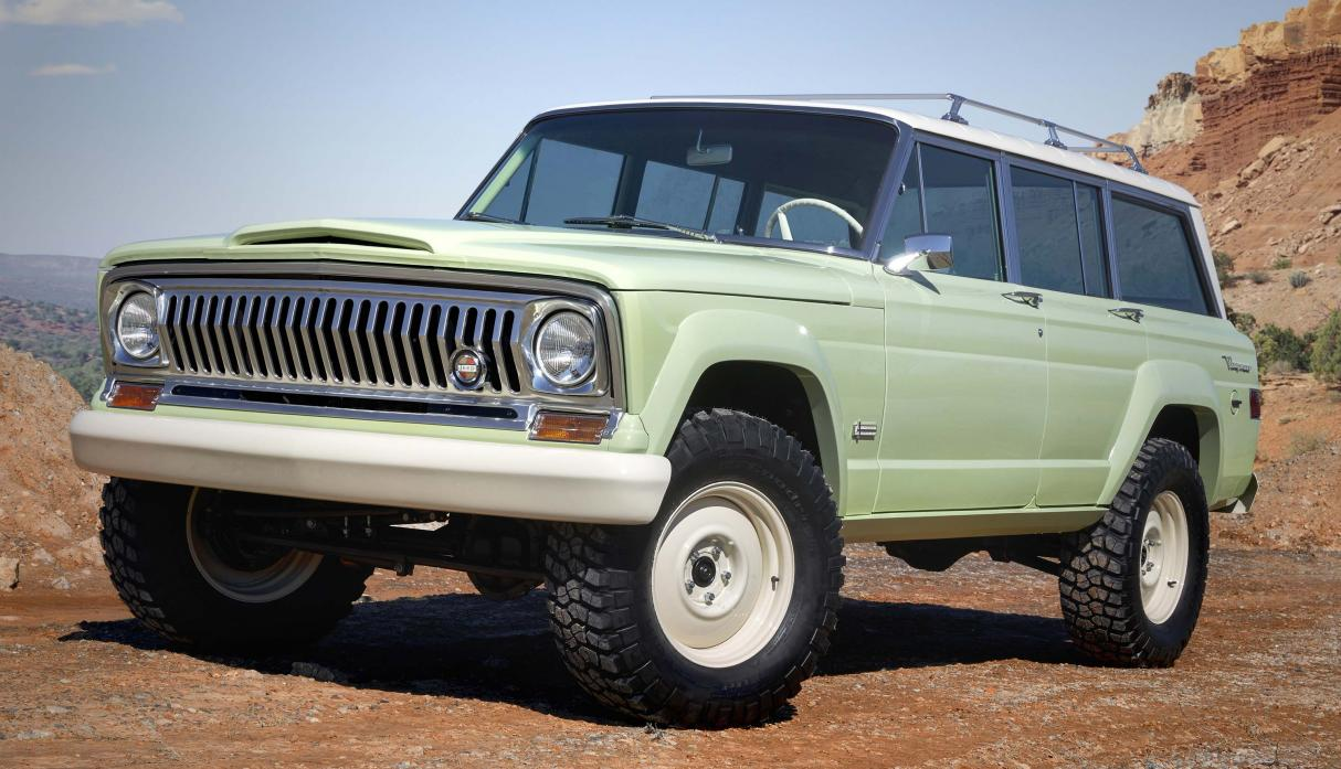 JEEP J-WAGON