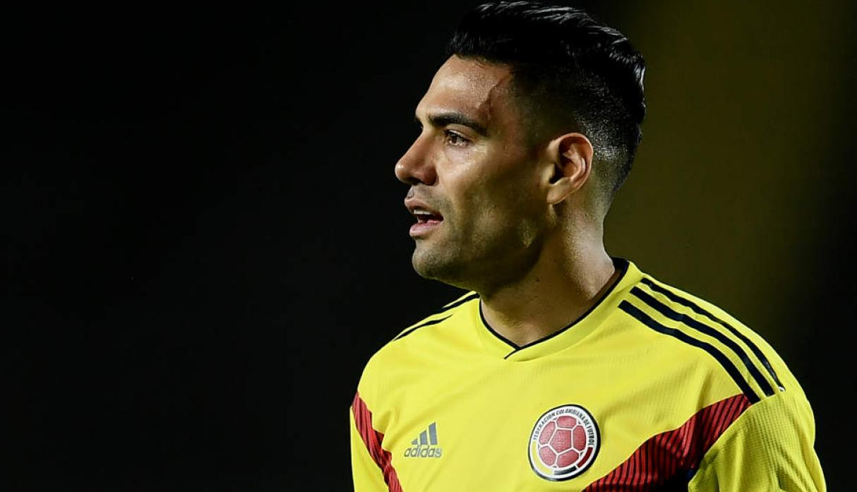 Colombia entrena en Kazán sin James