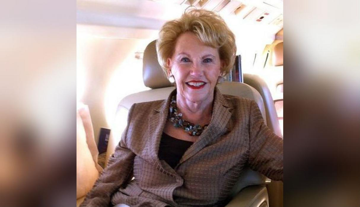 FOTO 5 | Johnelle Hunt, fundadora de J.B. Hunt Transport Services. Valor neto: US$ 3,200 millones. (Foto: Facebook)