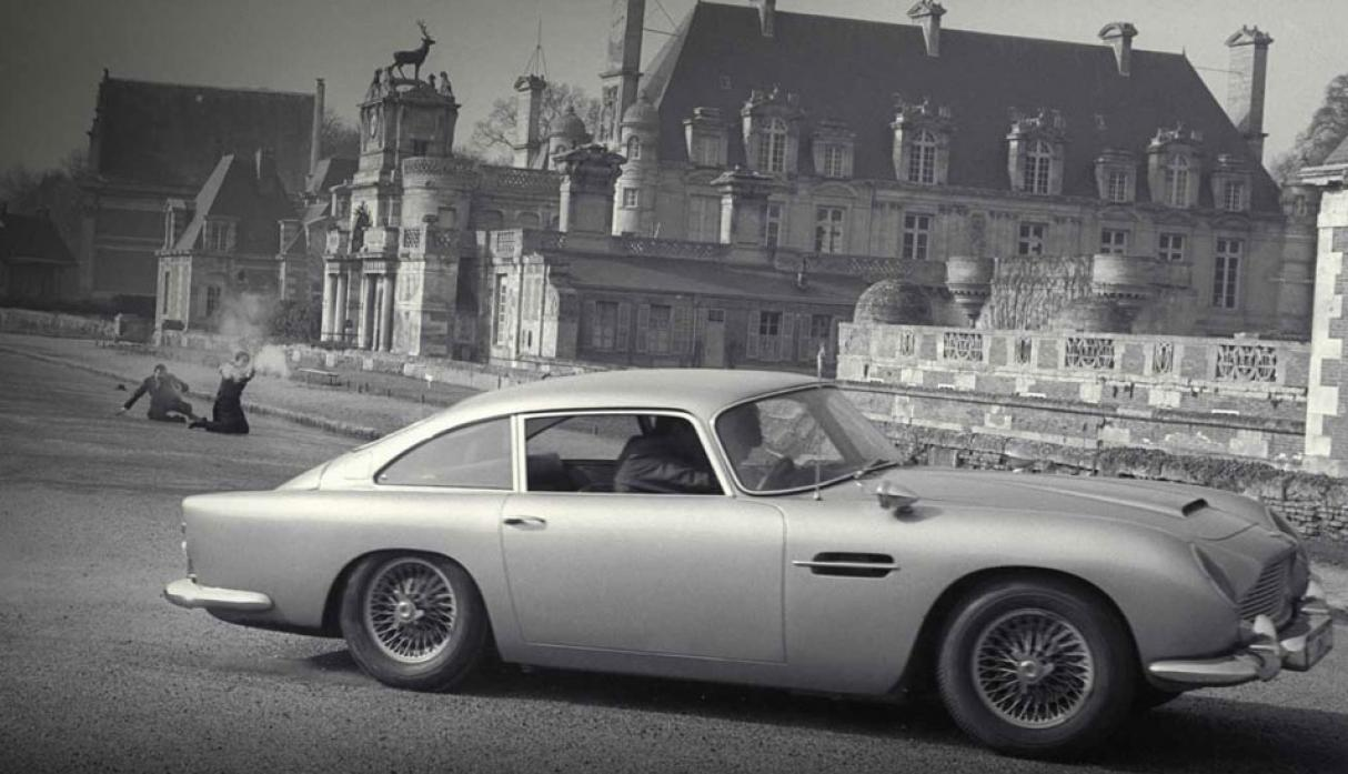DB5 de James bond