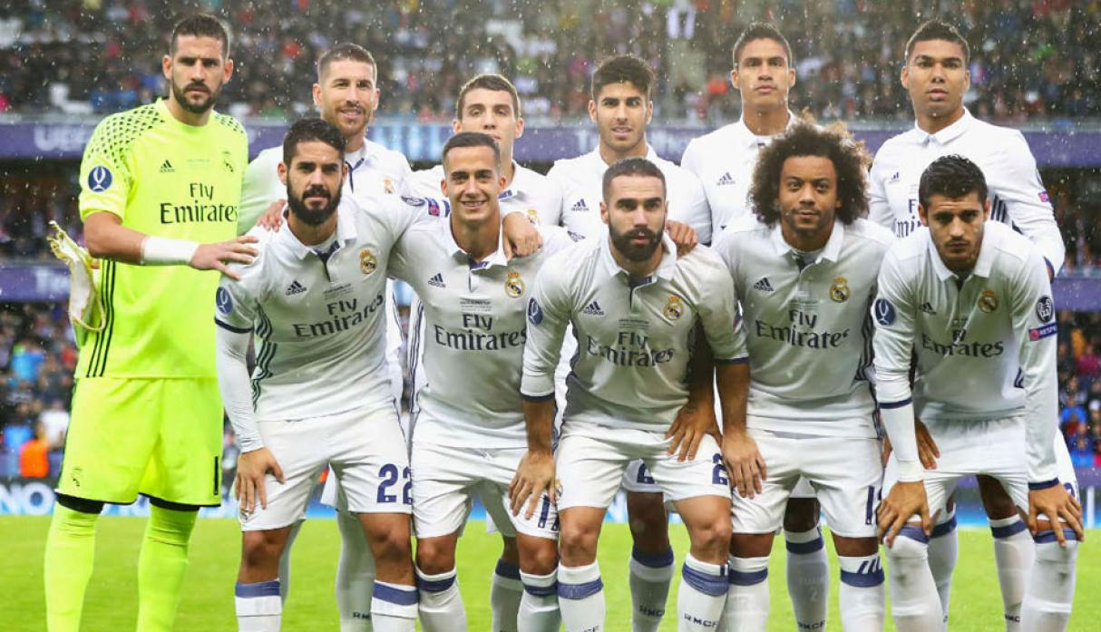 equipos que disputan la Champions League