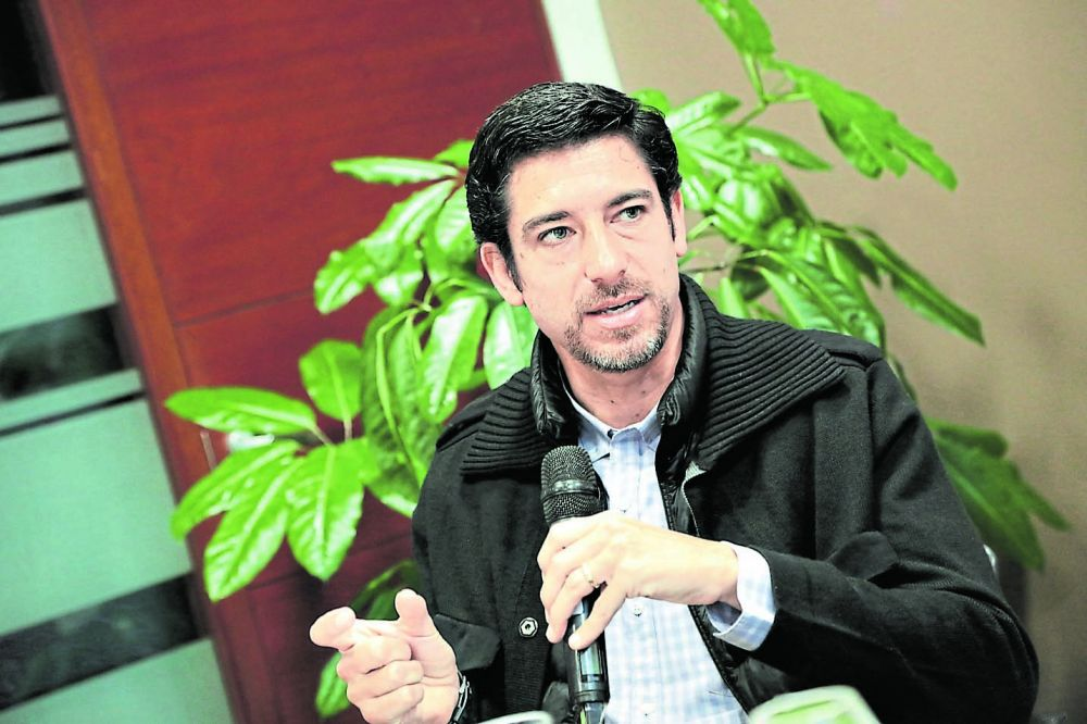 Carlos Montalvan,  Head of Talent de Intercorp